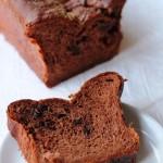 Pane al cioccolato e prugne (senza impasto) – Chocolate Prune Bread (no knead) for Bread Baking Buddies