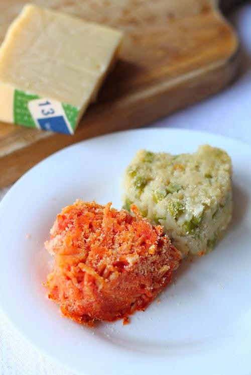 Riciclare gli avanzi di riso e pasta: i timballini