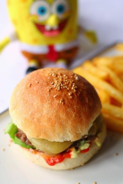La ricetta segreta dei Krabby Patty di Spongebob…seconda versione