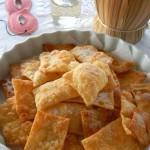 Le Sossole…qualcuno li chiama galani, chiacchiere, bugie, frappe, lattughe…, l'antica ricetta di casa mia