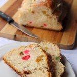 Striezel Viennese o Hefezopf (Brioche Intrecciata) – Viennese Braided Loaf (Striezel)
