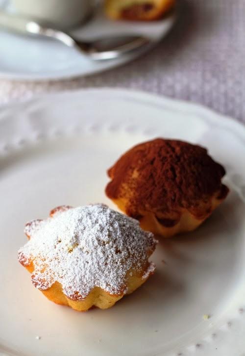 Muffin farina kamut