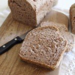 Pane ai 5 cereali e noci – Grain Bread with Walnuts