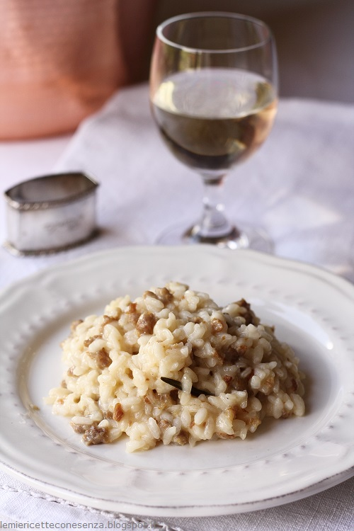 Risotto veronese col tastasàl