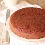 Torta 4 tazze in versione cocco e cacao, la torta più facile e veloce del mondo