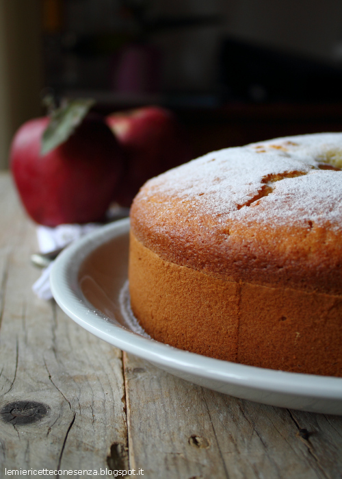 ricetta torta sofficissima