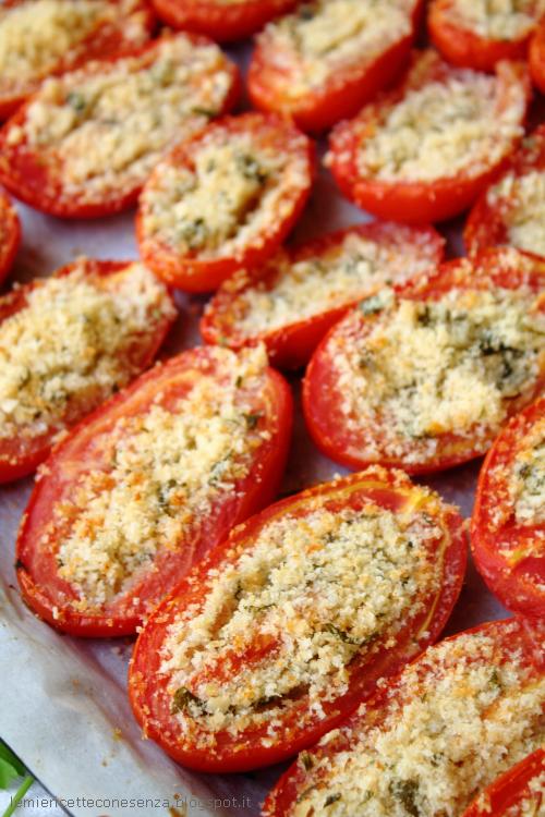 ricetta pomodori perini