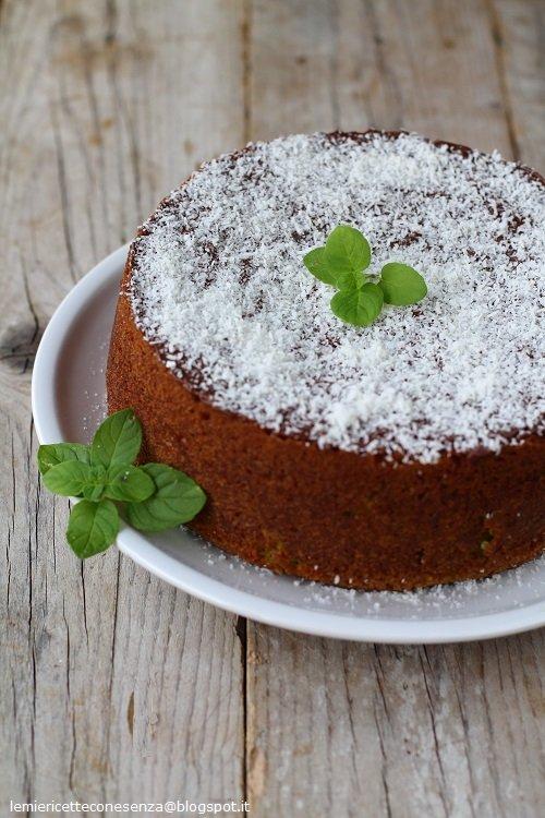 torta ciocco menta