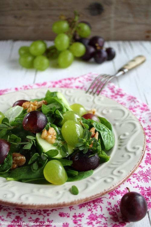 insalata con noci