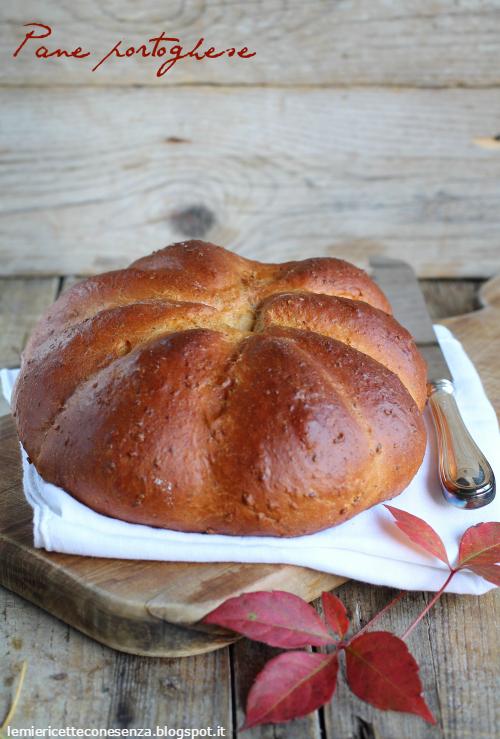 Pane dolce portoghese