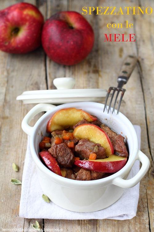 Spezzatino di manzo con le mele