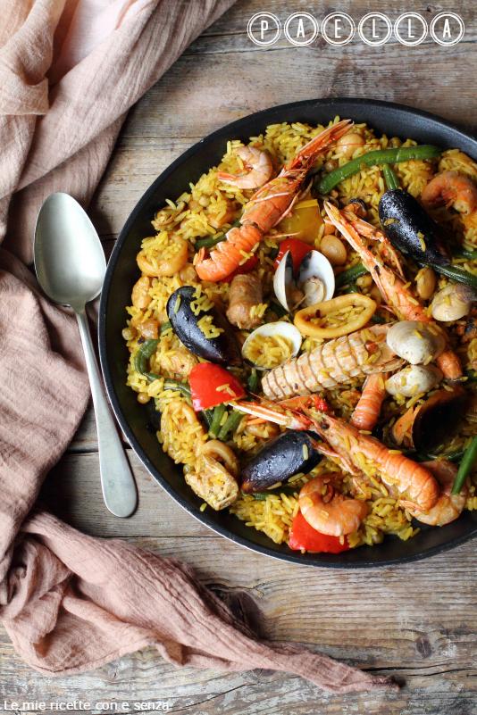 5 piatti a base di pesce e crostacei