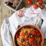 Spaghetti alla puttanesca…di lago
