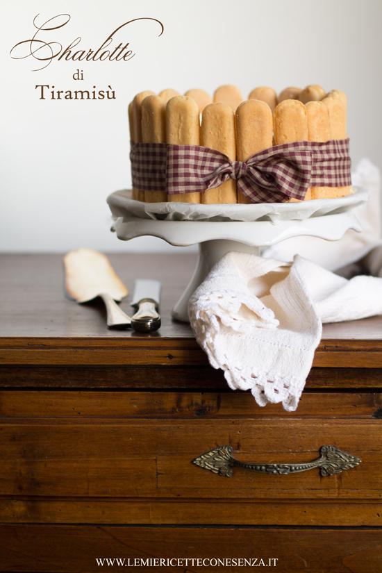 torta di tiramisù