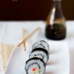 Veggie sushi a modo mio