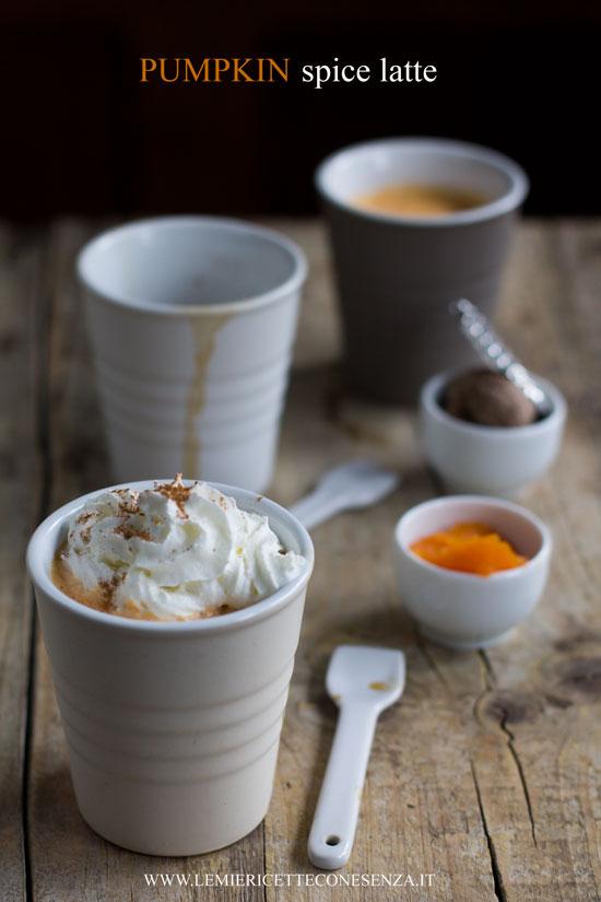 Pumpkin spice latte homemade