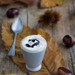 """Chestnut Praline Latte homemade o meglio Chestnut """"no Praline"""" Latte homemade"""