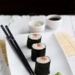 Hosomaki sushi ricetta con pesce crudo