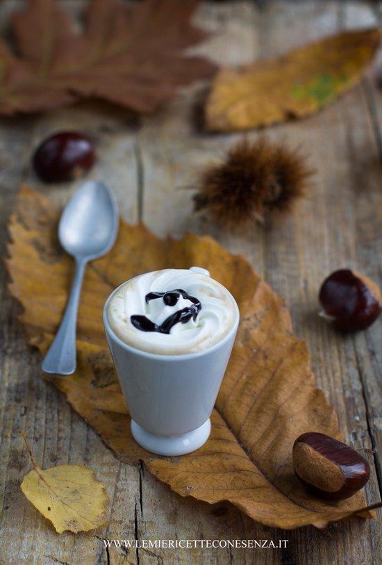 CHESTNUT PRALINE latte recipe