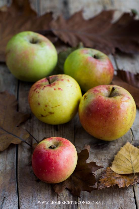La mela, l'ingrediente di stagione