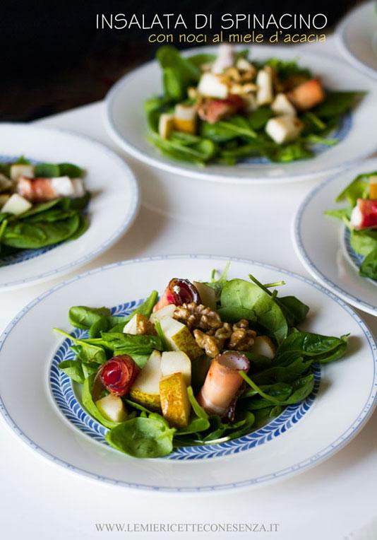 insalata-spinacino-con-noci