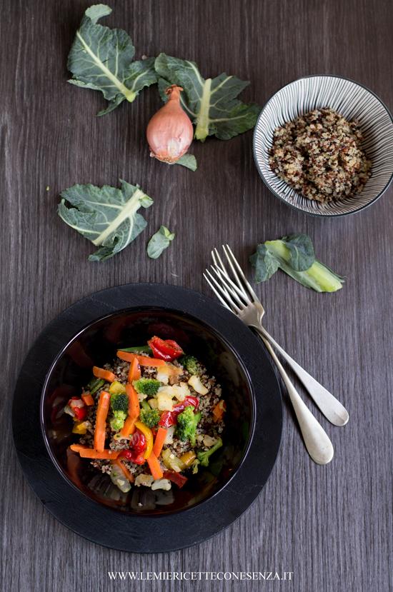 Quinoa-alle-verdure