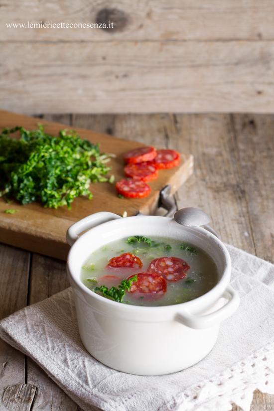 ricetta caldo verde portoghese
