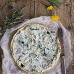 Torta salata svuotafrigo pronta in 10 minuti