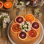 Torta sofficissima all'arancia e cannella