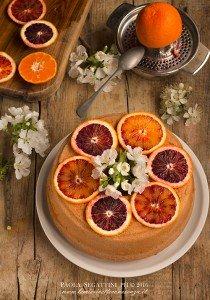 torta sofficissima all'arancia