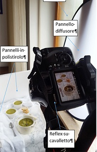 Backstage di food photography 5