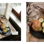 Food photography dark and moody
