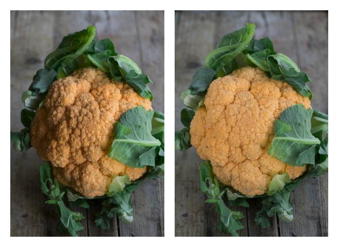 food photography dark mood