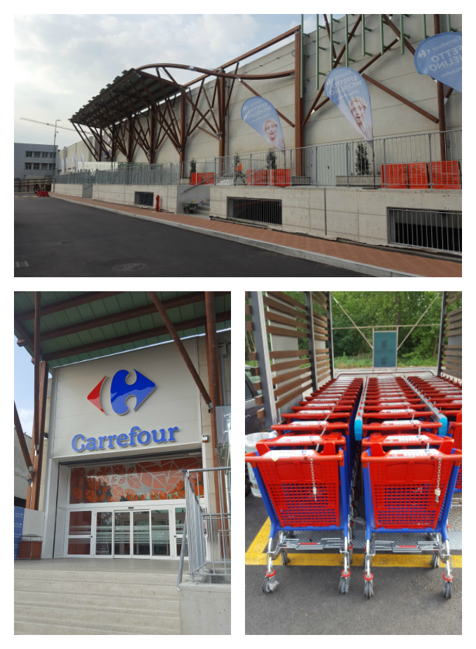 Carrefour Nichelino 1