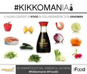 Partecipo al Contest Kikkomania