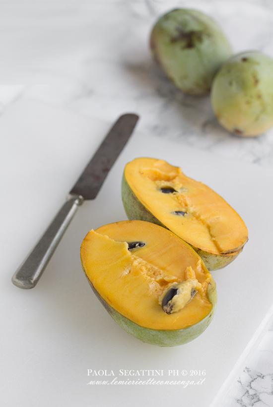 L'Asimina Triloba, l'ingrediente di stagione