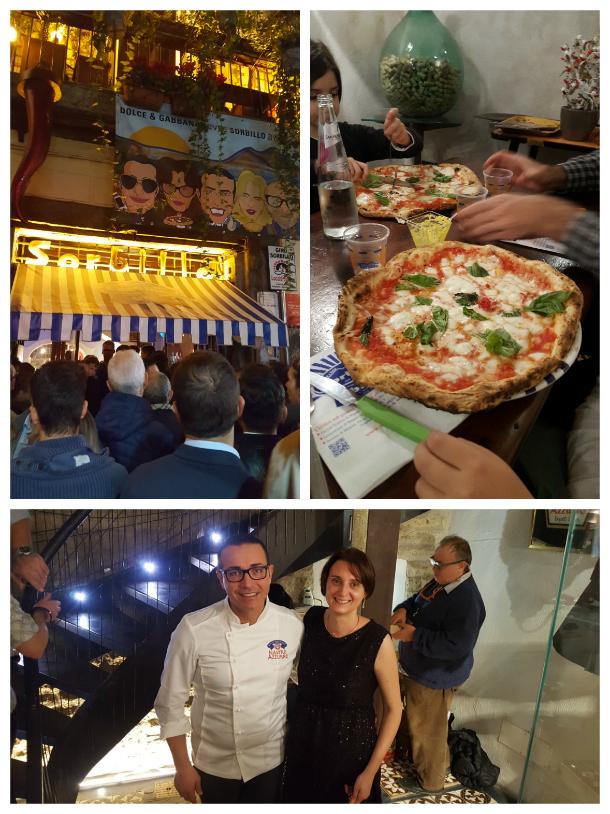 Food Blog Award 2016: la mia prima volta a Napoli per il premio Malvarosa