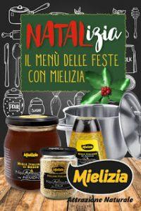 Partecipo al contest  NATALizia: Il menù delle feste con Mielizia del blog Dolcemente Inventando