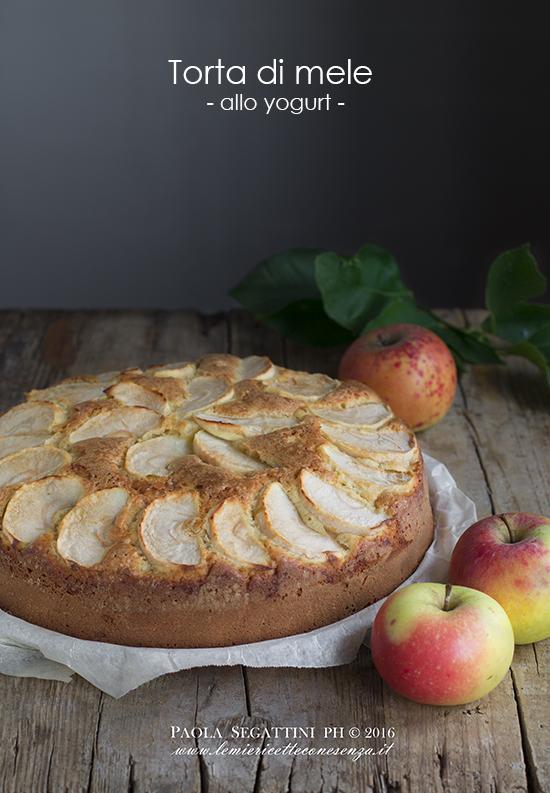 Torta di mele allo yogurt senza burro le mie ricette con e for Torta di mele e yogurt fatto in casa da benedetta