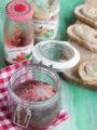Crostini con polpo in vasocottura su crema di legumi