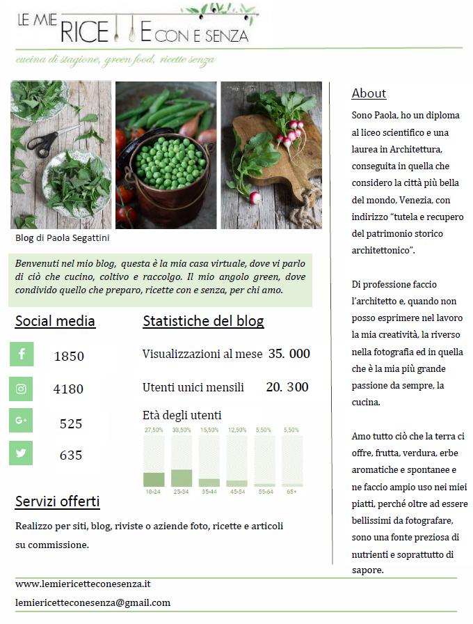 media kit per foodblogger 3