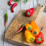 Peperoni e peperoncini, varietà, ricette, proprietà