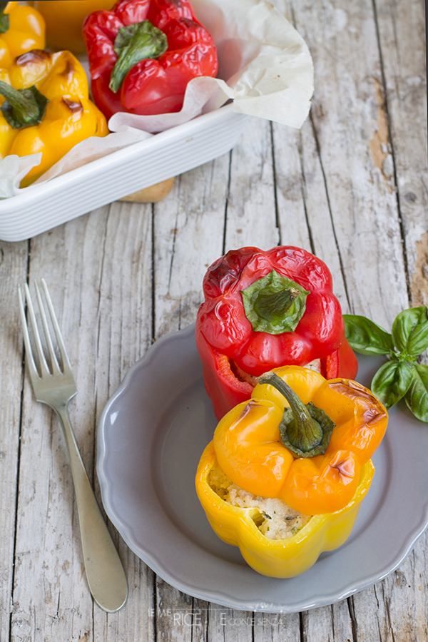 Come fare i peperoni ripieni