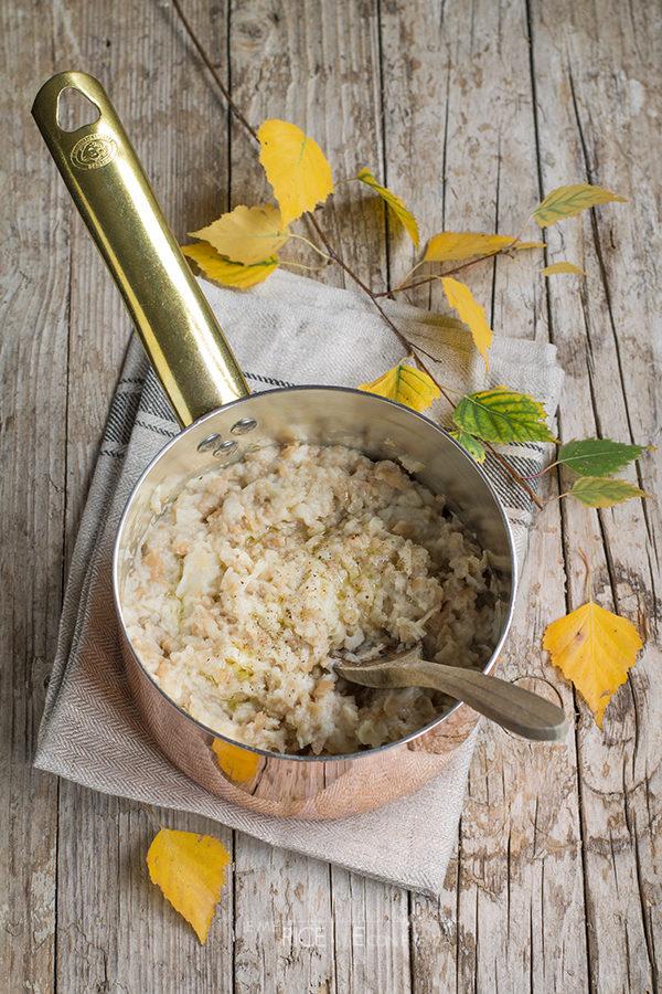 La panà o panada ricetta antica del Veneto