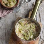 Zuppa di cavolo verza alla canavesana