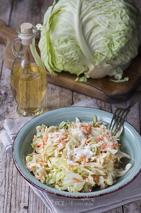 Ricetta del coleslaw
