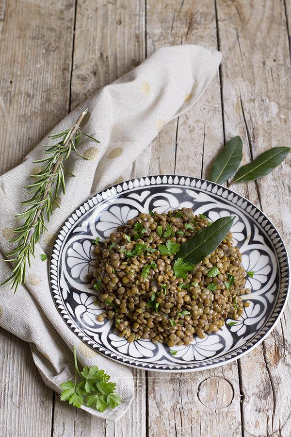 Come cuocere le lenticchie in umido