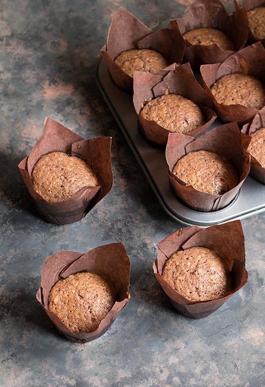 Come ottenere muffin soffici e morbidi